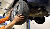 Dispose de vieux pneus - comment cela fonctionne:
