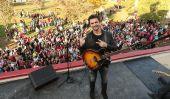 Grammys 2015: Juanes Perform 'McFarland, des États-Unis' Track Juntos, 'acteur Johnny Ortiz du film est ravi avec le Nouvelles (EXCLUSIF)