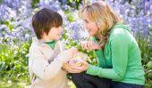 Pâques déclaré pour les enfants - Instructions
