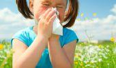 Faire les enfants américains ont plus d'allergies et de l'asthme?