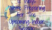 12 façons nous nous préparons pour la prochaine saison intérieure