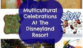 Le monde au bout des doigts: Célébrations multiculturelles au Disneyland Resort