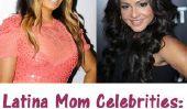 Latina Célébrités MOM: Citations sur la maternité