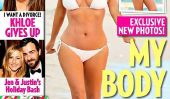 Kim Kardashian enceinte Perte de poids: Bikini Photoshopped corps pour Us Weekly