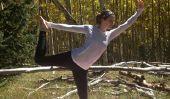 Prenez votre Zen aux sentiers avec randonnée pédestre Yoga