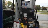 Top-10 les plus chers Prix de l'essence Rapport: Cheap essence pas disponibles dans ces États