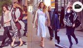 Blake Lively est le plus élégant enceintes dans le monde