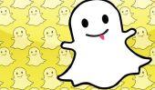 Comment snapchat aidé à me sentir plus à l'aise avec mon visage