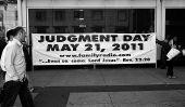 21 mai 2011 = Jour du Jugement: la fin du monde!  Qu'en est-il des enfants?