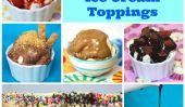 10 Garnitures Facile Gourmet Ice Cream