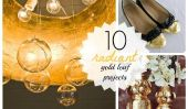 10 Projets Radiant Feuille d'or