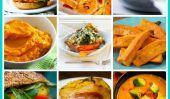 16 Vegan sucrées Recettes de pommes de terre