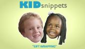 Comment emballer un cadeau-Selon Kids!  [Vidéo]