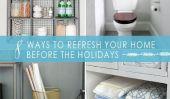 Faire une liste et vérifier deux fois: 8 conseils Accueil Organisation pour préparer pour les fêtes
