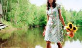 Bottes à 20 degrés - des conseils de mode pour l'été