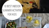 10 Best été couverte activités pour les enfants
