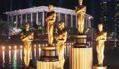 Oscar Statue Inspiré par un Mexicain exil devenu célèbre acteur / directeur de l'âge d'or du cinéma mexicain
