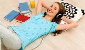 Transféré livre audio pour lecteurs MP3 - comment cela fonctionne: