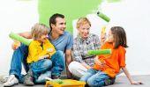 Faire conseil l'élection des parents a réussi à la maternelle