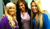 «Teen Mom 'Stars Chelsea, Kailyn, et Farrah migrer vers NYC!  (Photos)