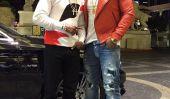 Floyd Mayweather et 50 Cent Feud clos: Rapper Désigne Boxer comme «My Brother 'sur Instagram [Visualisez]