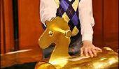 A $ 600 000 Rocking Horse?  Check Out Millions de Blue Ivy Cadeaux Posh bébé