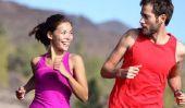 Après le jogging douleur au pied - de sorte que vous les éviter