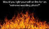 A l'Extreme mariage Tendance photo allé trop loin?