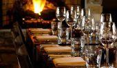 Quelle est l'étiquette et comment se comporter dans le restaurant juste?