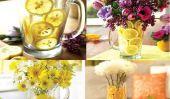 Un arrangement floral mignon qui feront de votre chambre plus attrayant