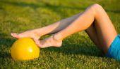 Exercice sain après la chirurgie du genou - comment cela fonctionne: