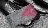 Chaussettes combinent - afin d'ajuster jupes