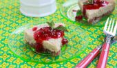 Facile Sans gluten Micro-ondes Cheesecake pour Four