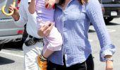 Jennifer Garner enceinte: Un regard dans sa vie de famille et de Ben Affleck (Photos)