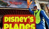 Les Planes de Disney!  The Stars Terrain sur le tapis rouge (Photos)