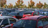 Parking à Weeze - alors assurez votre voiture pour la période de Voyage d'une faible