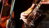 Débutants sur la guitare électrique - premiers pas
