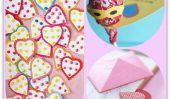 Cartes de Dernière Minute Saint-Valentin pour les enfants