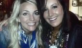 """Teen Mom"" ​​Chelsea Houska & Jamie Lynn Spears Have Fun Mardi Gras Ensemble (Photos)"