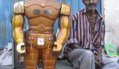 Prédire l'avenir Robots en Inde
