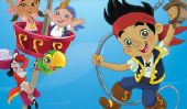 Jake et les Pirates Jamais Terrain et plus disponible sur Netflix