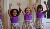 Notre nouvelle ligne de vêtements pour enfants fave est en train de redéfinir ce que signifie être «girly
