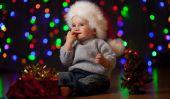Noël avec un enfant en bas âge - Comment l'épreuve des enfants