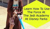 Le Jedi Training Academy est l'ultime Thrill Pour Star Wars enfants