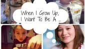 L'enquête dit!  Qu'est-ce que la plupart des enfants veulent faire quand ils grandissent