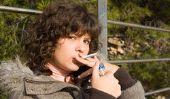 Fumeurs avec 13 - ces conséquences, vous devriez envisager
