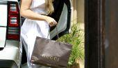Khloe Kardashian ne recevez des cadeaux Gucci For Baby Shower de Kim Kardashian?  (Photos)