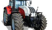 Coloriage de Tracteurs - informatif