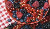 Manger sain, sans légumes - conseils de régime alimentaire