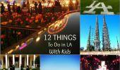 Les choses à faire à Los Angeles avec des enfants